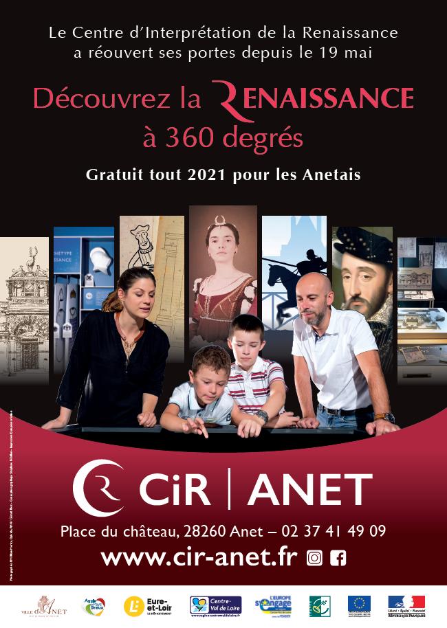 CIR affiche