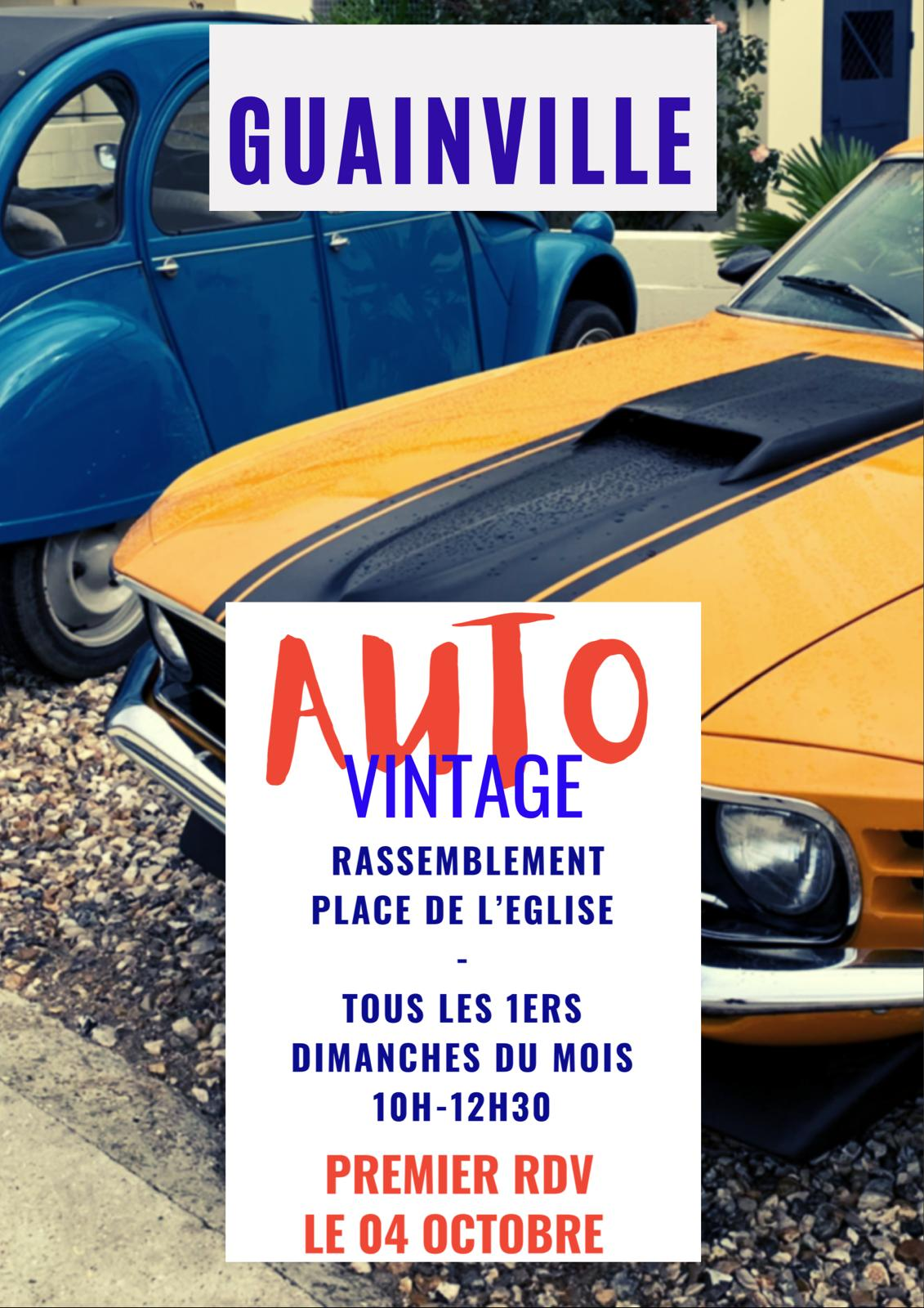 expo autos vintage