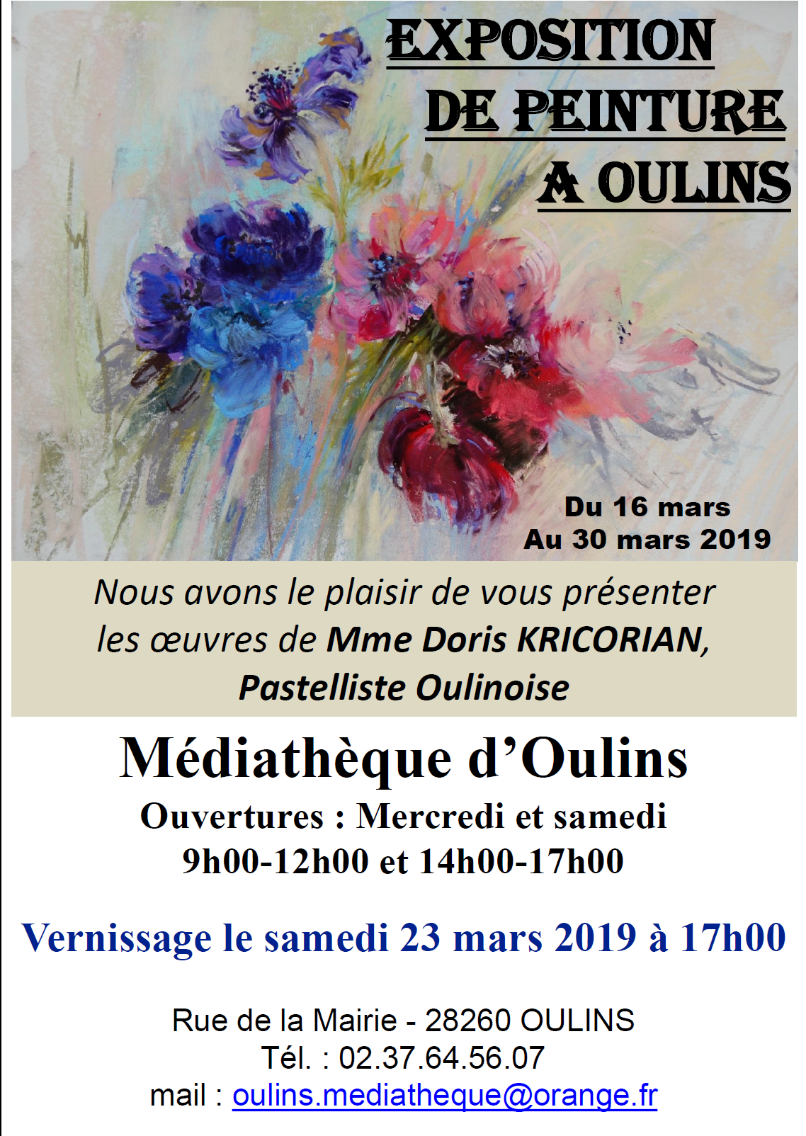 expo oulins
