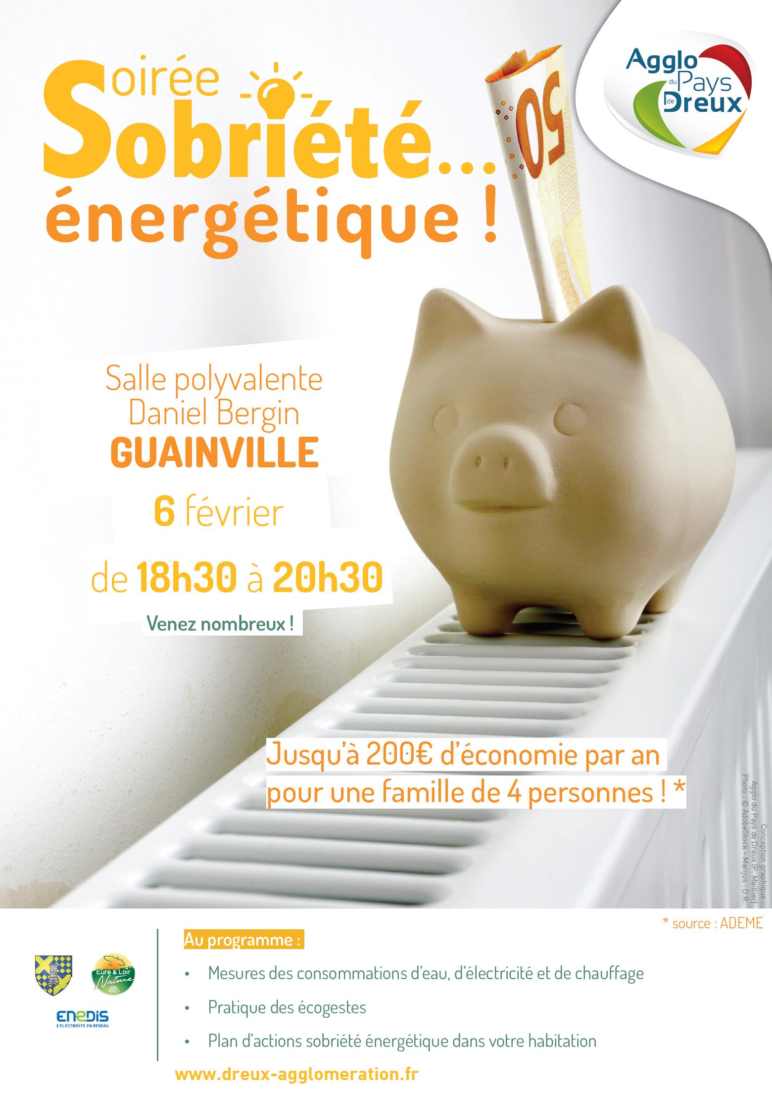 sobriété energétique