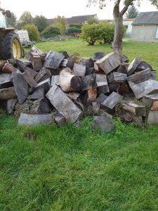 stères bois